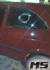 tiro carro em Inhapi