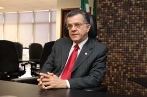 Desembargador Sebastião Costa Filho, presidente do Tribunal de Justiça de Alagoas