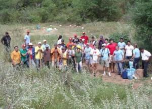 Movimento Salve a Caatinga (Fotos: Genilson Santos)